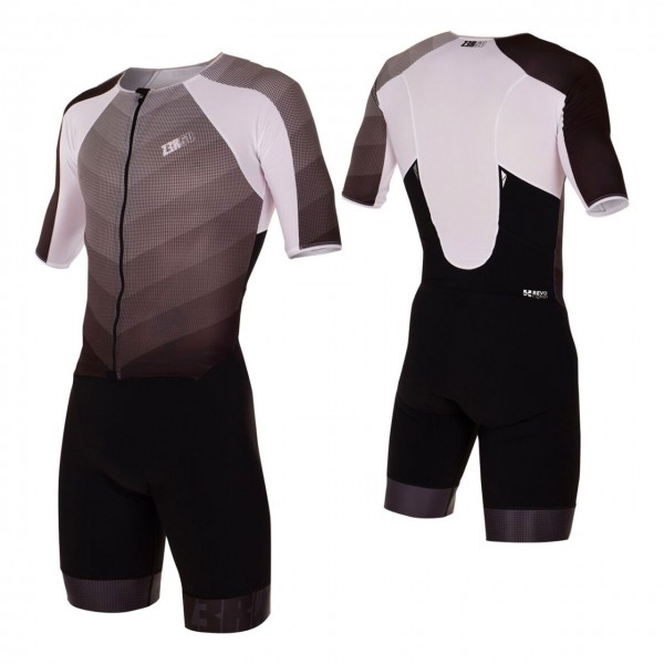 Z3ROD Racer Time Trial Suit Black Series Men