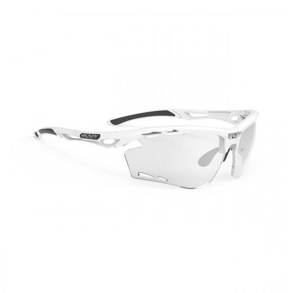 Rudy Projekt Propulse White Gloss - RP Optics Laser Black