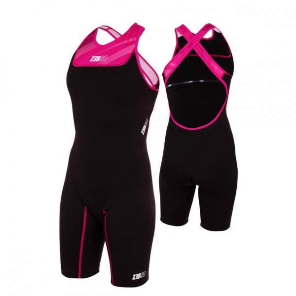 Z3ROD StartTrisuit Black/Pink Women