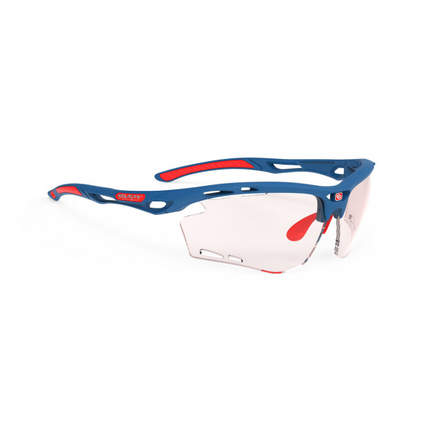 Rudy Projekt Propulse Pacific Blue Matte - Impactx Photochromic 2 Red